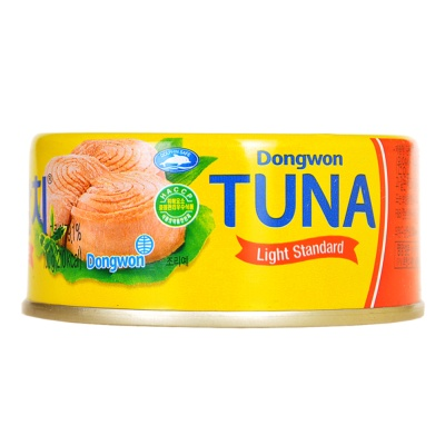 Dongwon Tuna Light Standard 100g