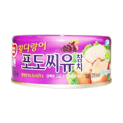 Dongwon Grape Seed Oil Canned Tuna 150g