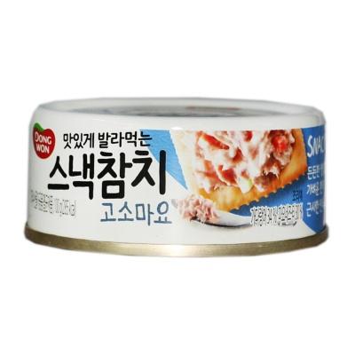 Dong Won Mayonnaise Tuna(Spread Style) 100g