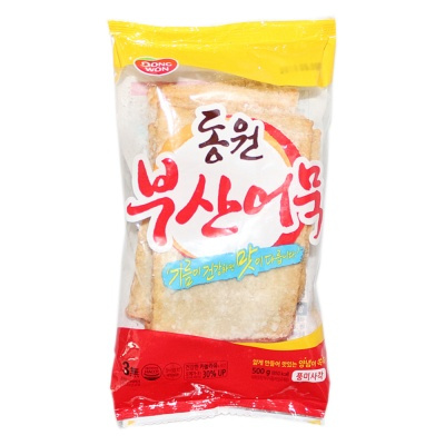 Dongwon Busan Flavored Fish Cake 500g