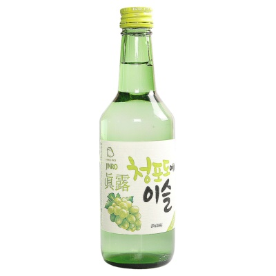 Jinro Soju (Grape Flavor) 360ml