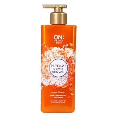 The Body Ferfume Shower Body Wash(Orange Fantasia) 500g