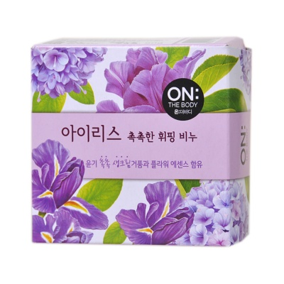 On The Body Iris Soap 90g