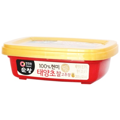 Chungjungone Hot Pepper Bean Paste 200g