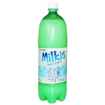 Lotte Milkis Soda Beverage 1.5L