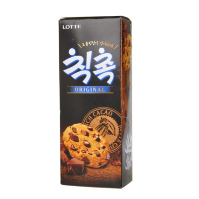 Lotte Chocolate Cookies 90g