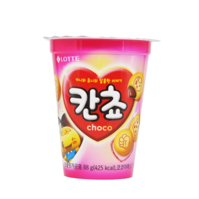 (Lotte Choco Biscuits) 95g