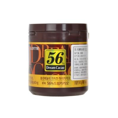 Lotte 56% Dark Chocolate 86g