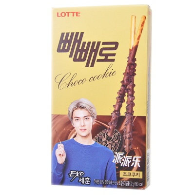 Lotte Choco Cookie 32g