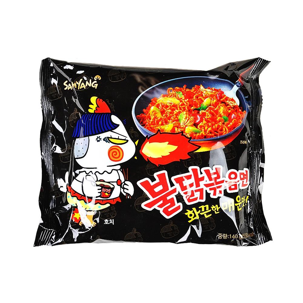 三养-辣炒鸡肉面 140g