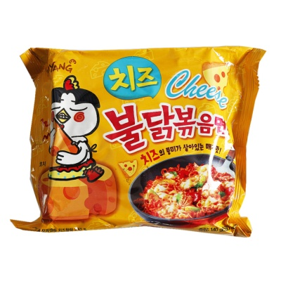 Samyang Cheese&Chicken Flavor Noodles 140g