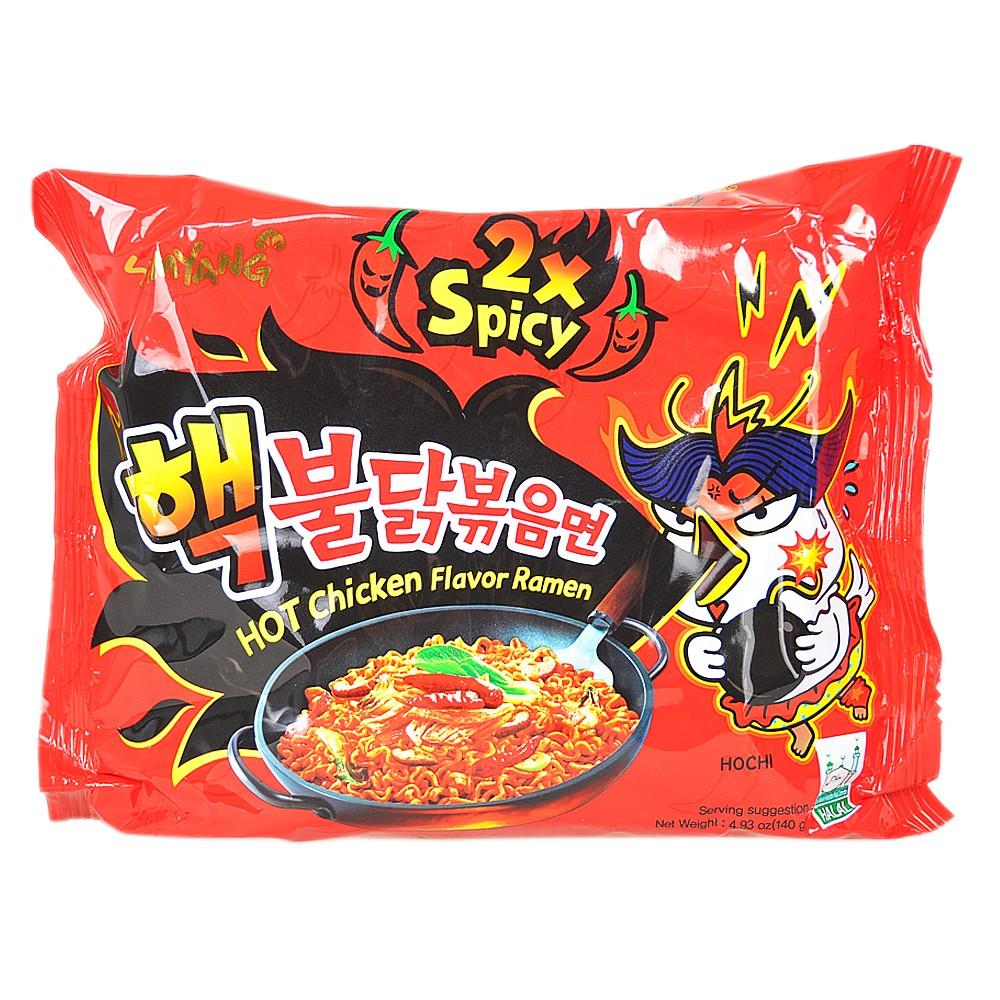 Sam Yang Super Spicy Turkey Flavor Noodles 140g