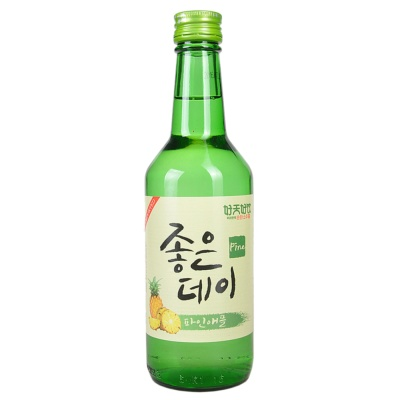 Goodday Pineapple Soju 360ml