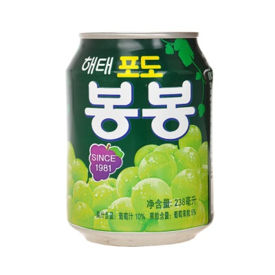HaiTai Grape Juice 238ml
