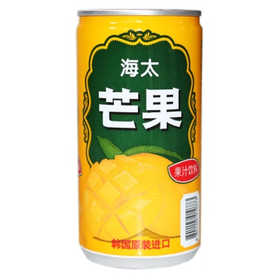 HaiTai Mango Juice 180ml