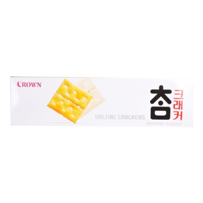 Crown Saltine Crackers 56g