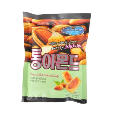 Premium Whole Almond Candy 90g