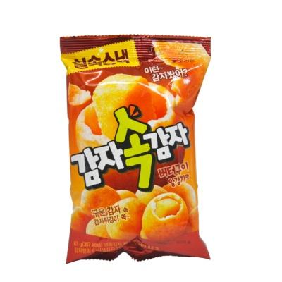 Orion Roasted Butter Flavor Potato Balls 67g