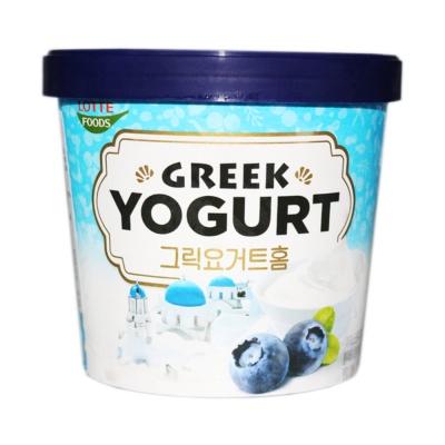 乐天酸奶冰激淋(蓝莓味) 660ml