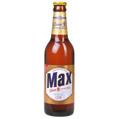 Max Cream All Malt Beer 330ml