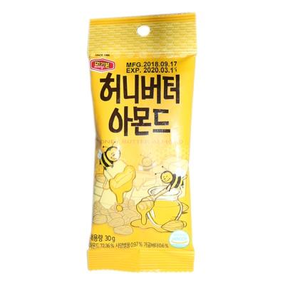 Crown Honey Butter Almond 30g