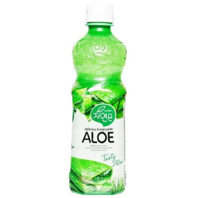 熊津自然芦荟汁(瓶) 500ml