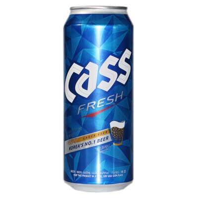 Cass Fresh Beer 500ml