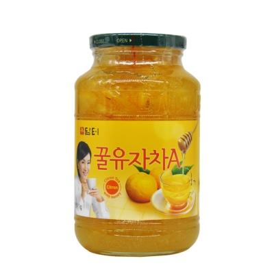 丹特牌蜂蜜柚子茶 1kg