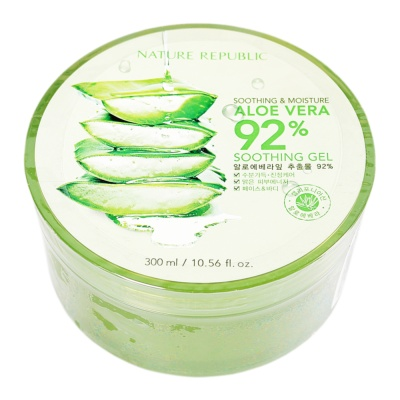 Nature Republic Soothing&Moisture Aloe Vera 92% Soothing Gel 300ml