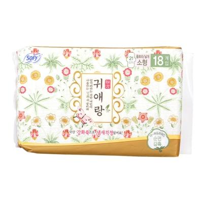贵爱郎卫生巾 21cm 18p