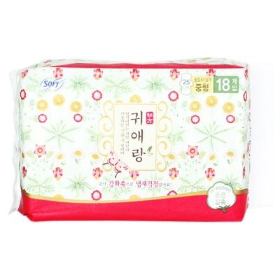 贵爱娘日用卫生巾 25cm*18片