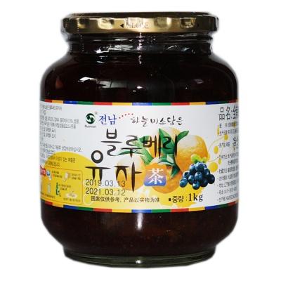 全南蜂蜜蓝莓柚子茶 1kg