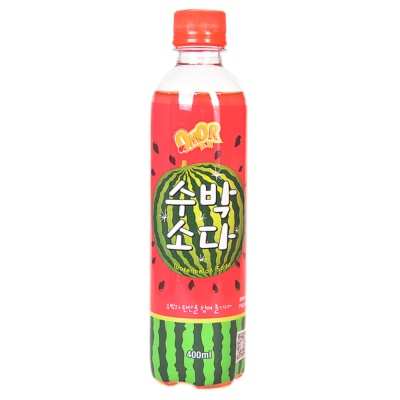 Omor Watermelon Soda 400ml