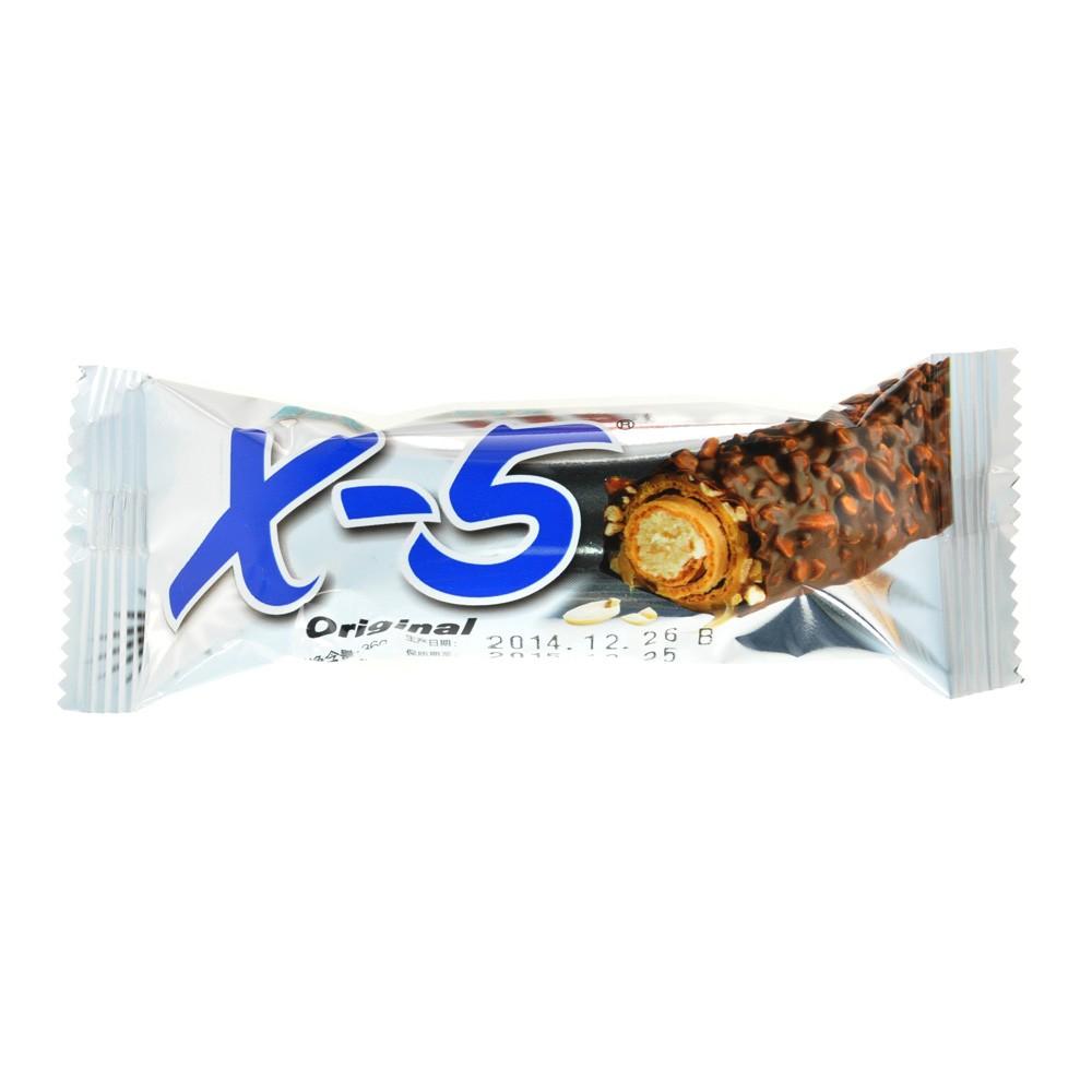 X-5巧克力棒 36g