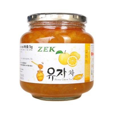 ZEK蜂蜜柚子茶(果肉饮料) 1kg