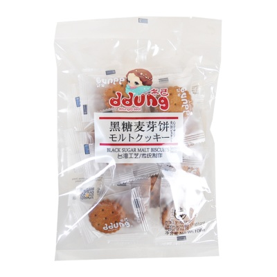 Ddung Salted Brown Sugar Malt Biscuit 106g