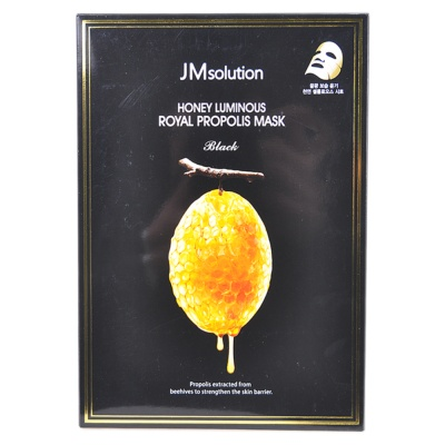 JMSolution Honey Luminous Royal Propolis Mask 10*35g