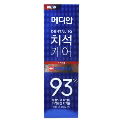 Median 93% Fresh Breath Toothpaste(blue)121g