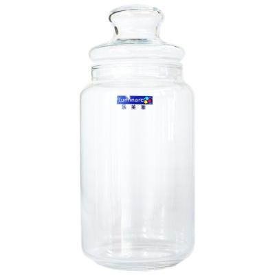 圆舞曲罐玻璃盖 1L