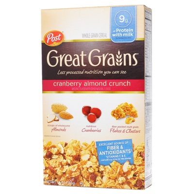 Post Cranberry Almond Cereal 396g