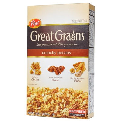 POST Great Grains Crunchy Pecans Oats 453g