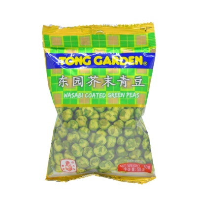 Tong Garden Wasabi Coated Green Peas 50g
