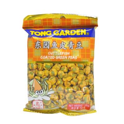 东园鱼皮青豆 50g