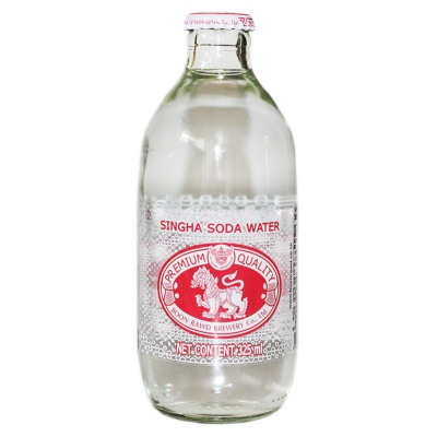 Singha Soda Water 325ml