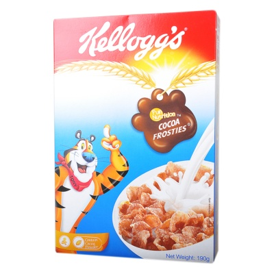 Kellogg's Cocoa Frosties 190g