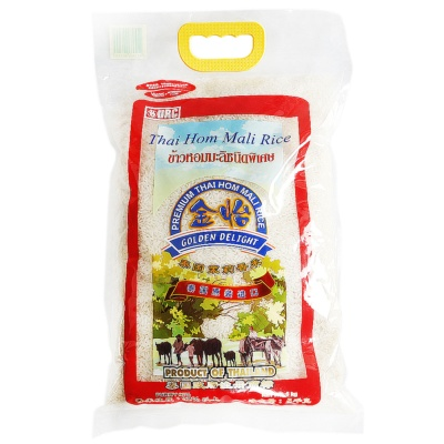 Golden Delight Premium Thai Hom Mali Rice 5kg
