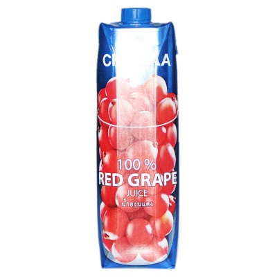 Chabaa Red Grape Juice Drink 1L