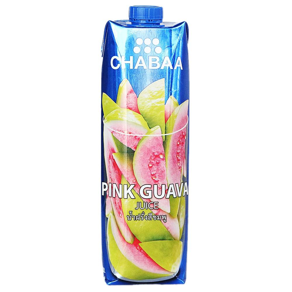 Chabaa Pink Guava Juice 1L