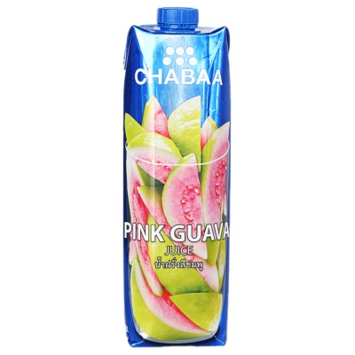 Chabaa Pink Guava Juice 1L