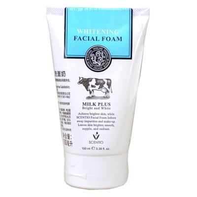Scentio Whitening Facial Foam 100ml